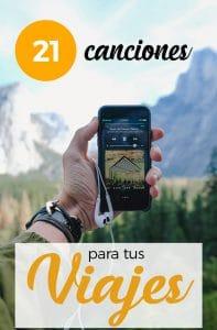 canciones para tus viajes