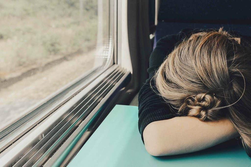 viajar en avión: Evita el jet lag