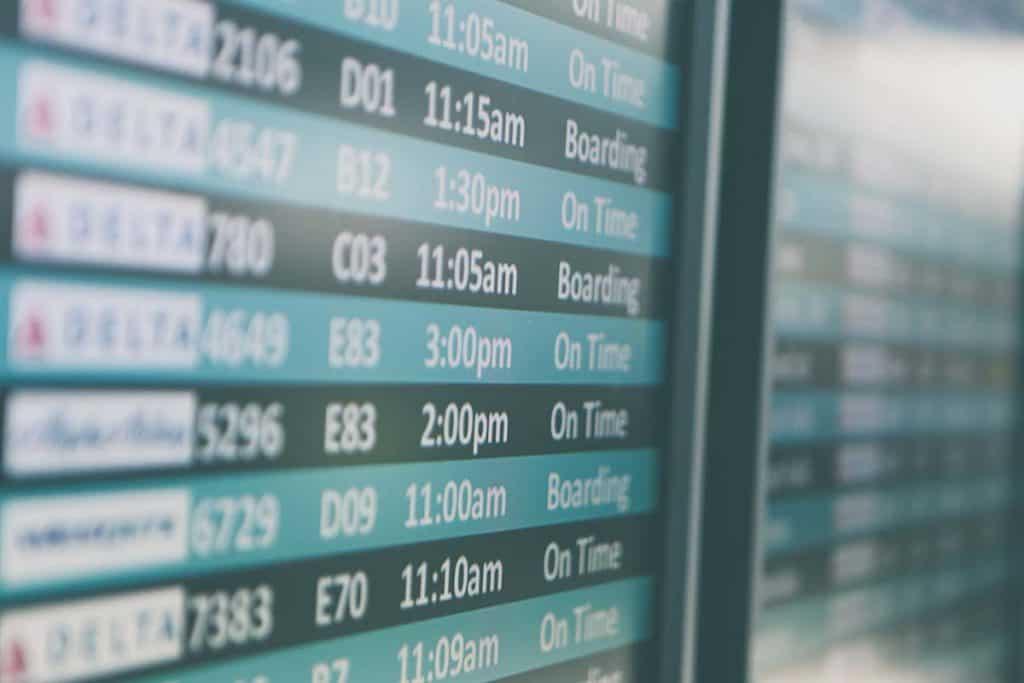 viajar en avión ¿a dónde me dirijo?