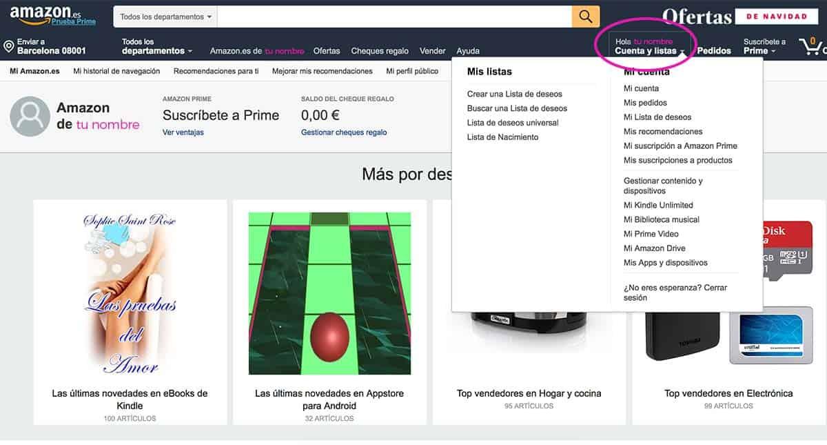 1b998dc97a23 Cómo comprar en Amazon en 2019 (de forma segura) - PASO A PASO