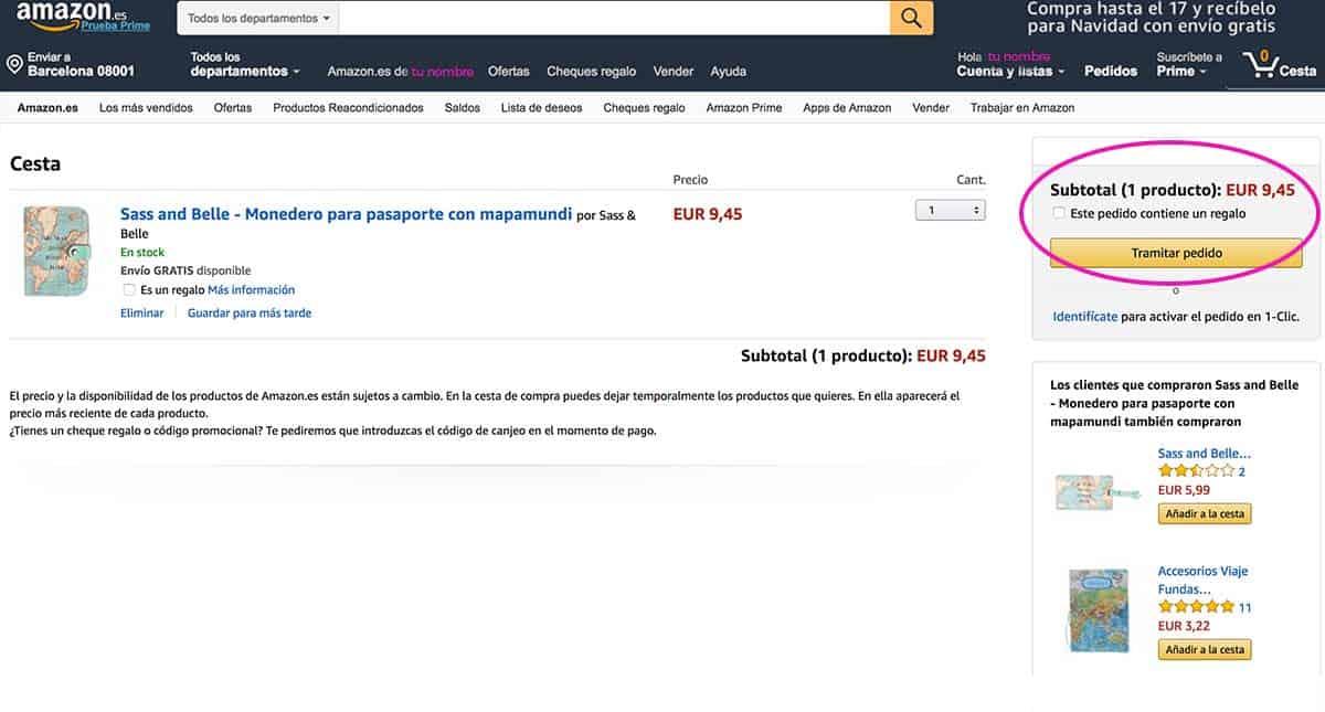 Amazon España No Funciona