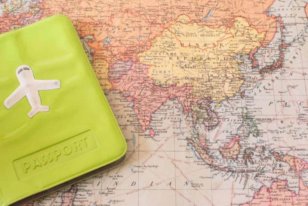 Regalos viajeros: funda de pasaporte