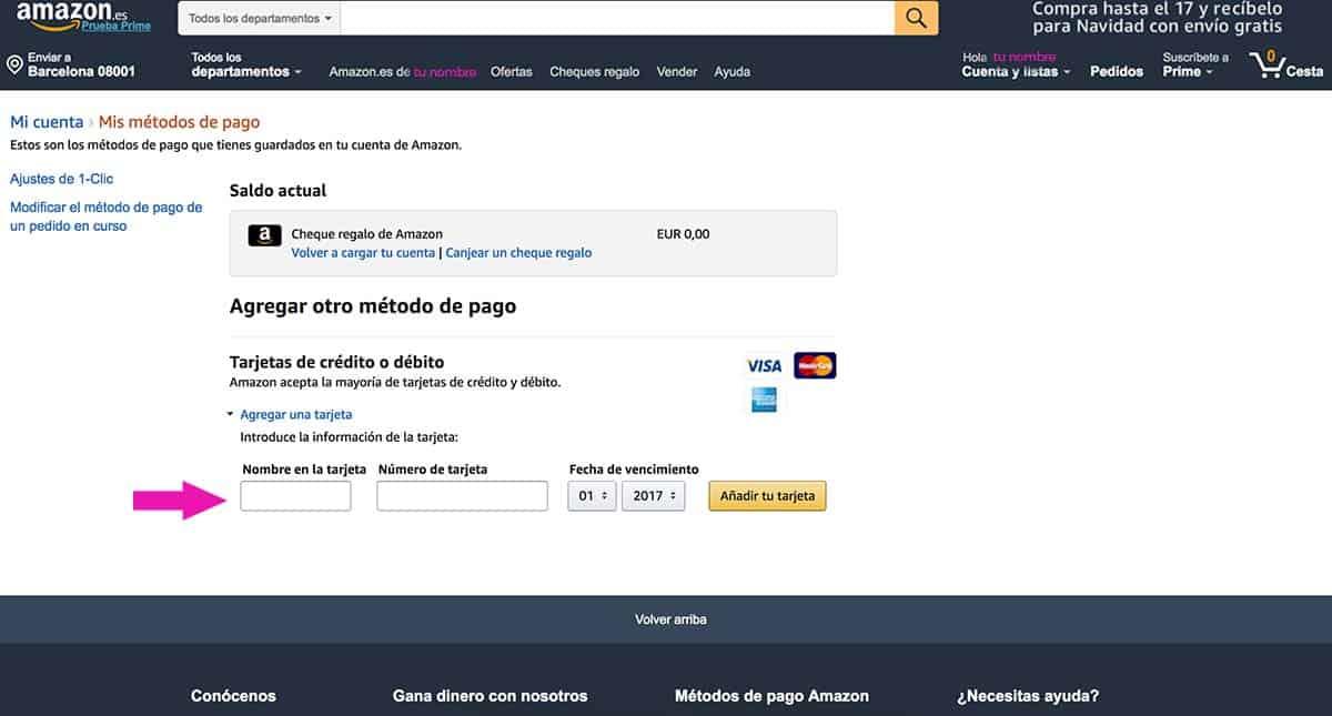 60cfc6c5942 Cómo comprar en Amazon en 2019 (de forma segura) - PASO A PASO