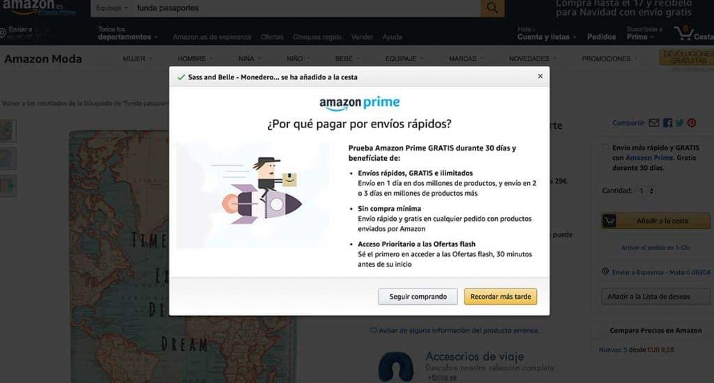 Quieres Amazon Premium? Lee mis recomendaciones