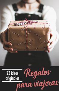 regalos para viajeros: ideas originales para regalar