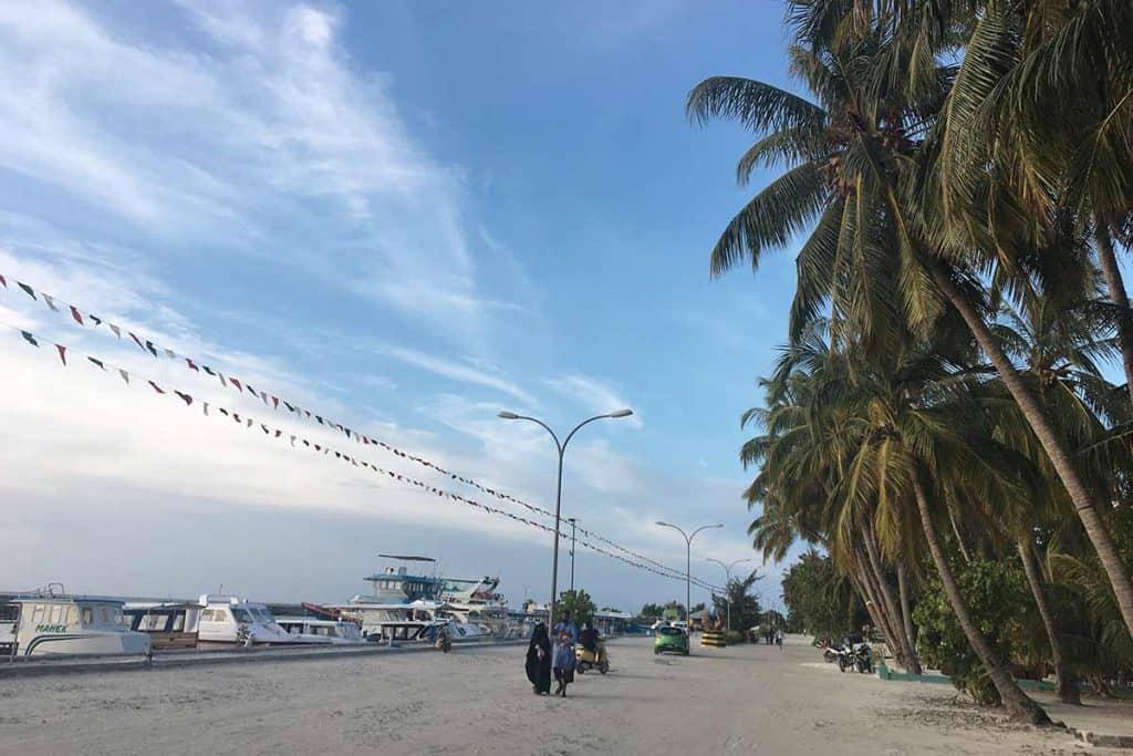 Viajar a Maldivas: cómo llegar a Maafushi