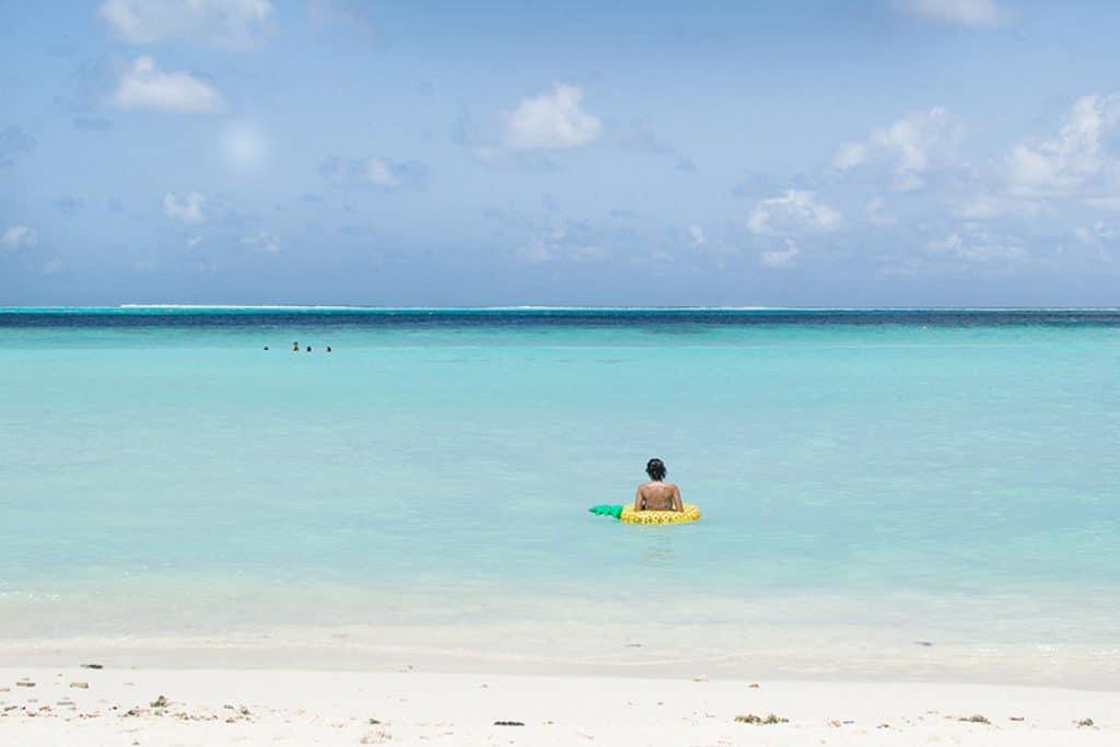 Viajar a Maldivas, paraíso de aguas turquesas