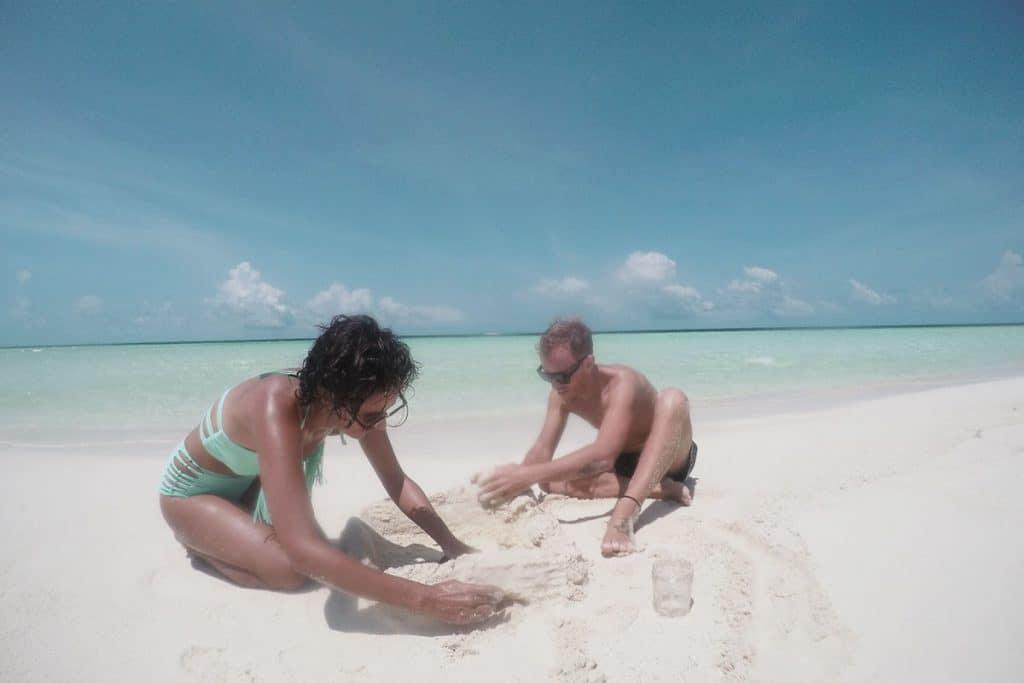 Viajar a Maldivas y disfrutar sin dejarte un riñón