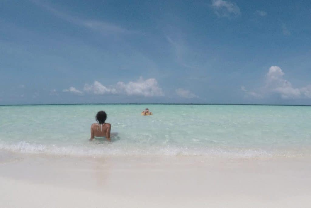 Viajar a Maldivas: puedo ir en bikini?
