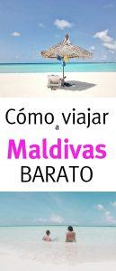 Cómo viajar a Maldivas Barato