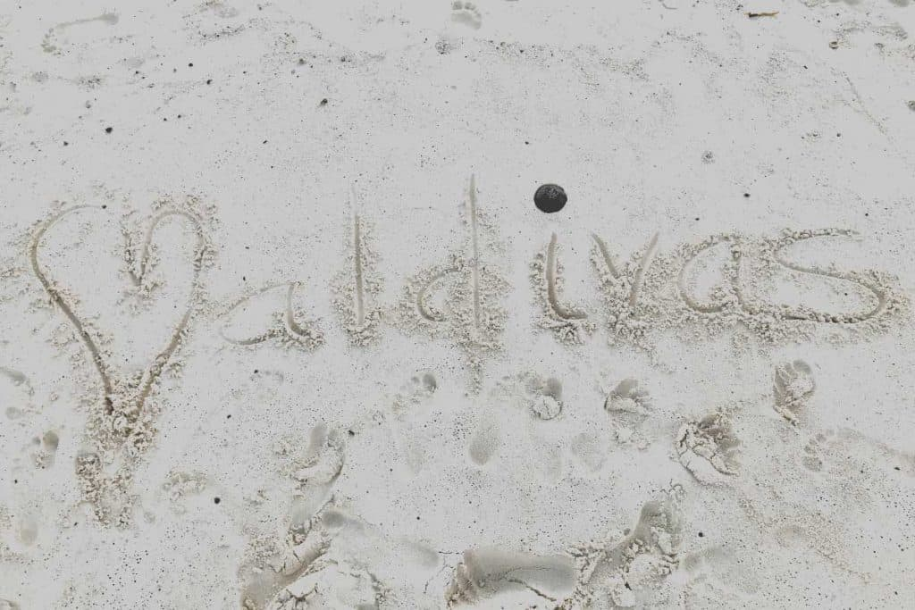 Viajar a islas Maldivas: paraíso de arena blanca
