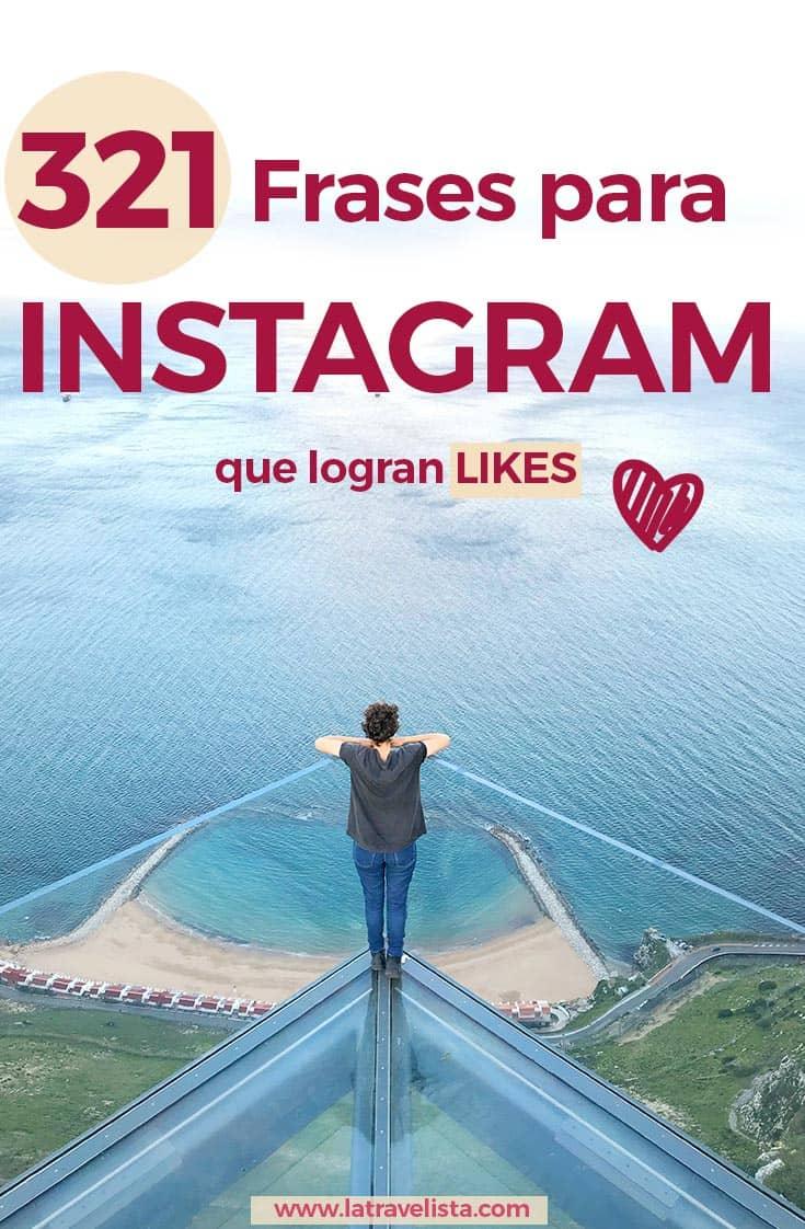 327 Frases EPICAS para Instagram en 2018 (que provocan likes)