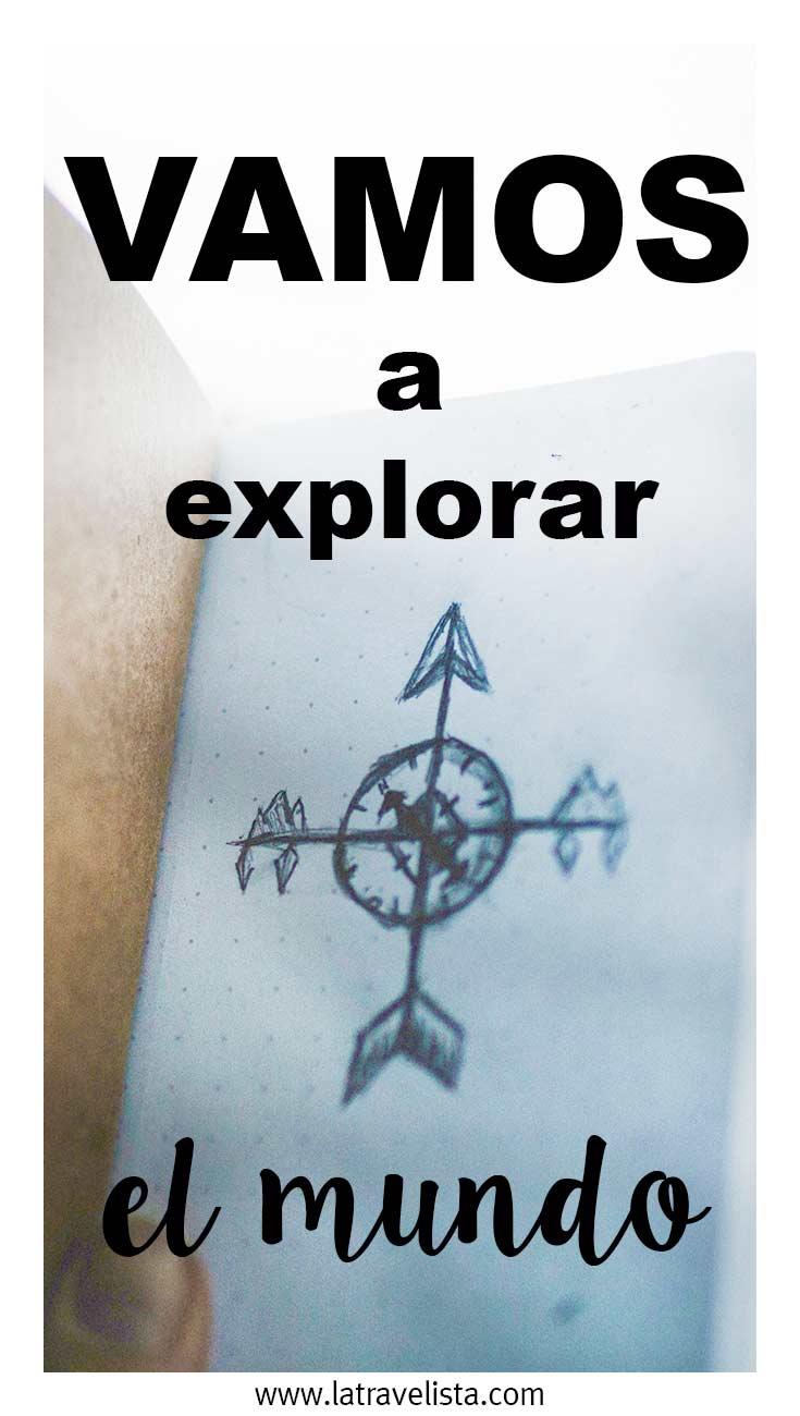 Vamos a explorar el mundo