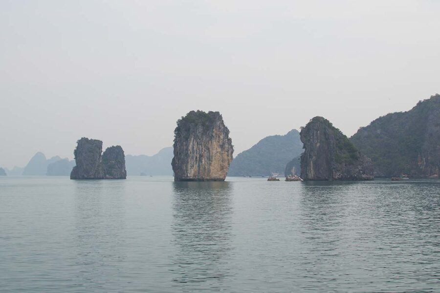 Viajar a Vietnam: Ha Long Bay