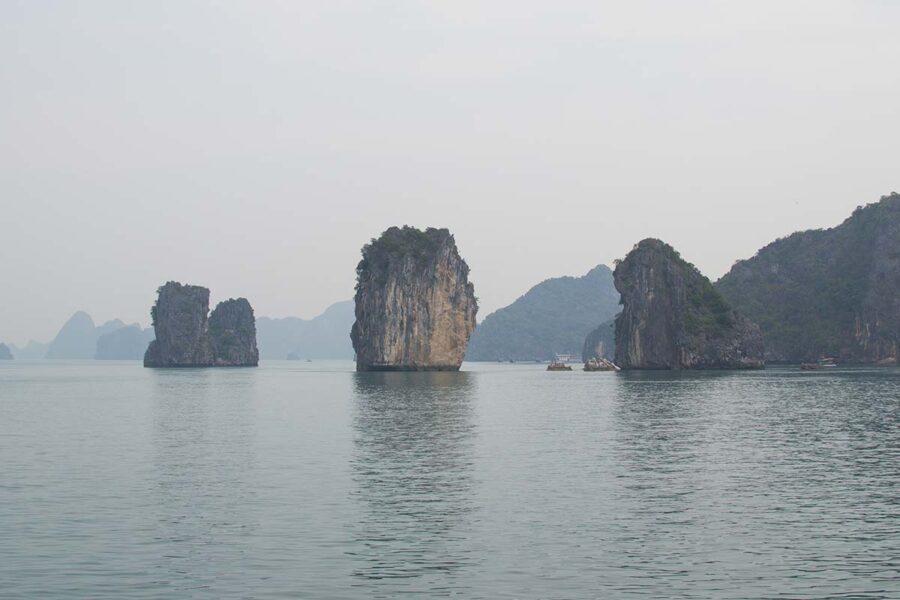 Viajar a Vietnam: Ha Long Bay