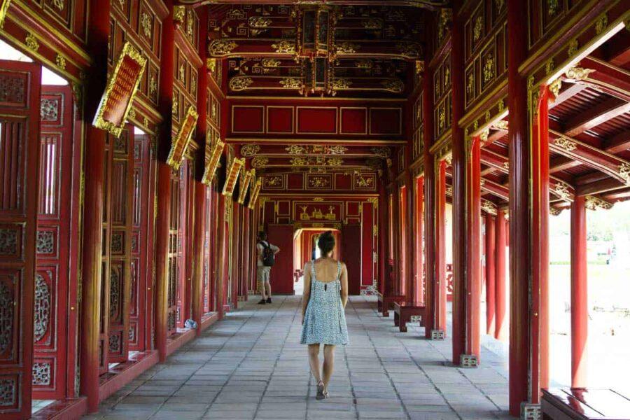 Visitar Vietnam: Ciudadela de Hué