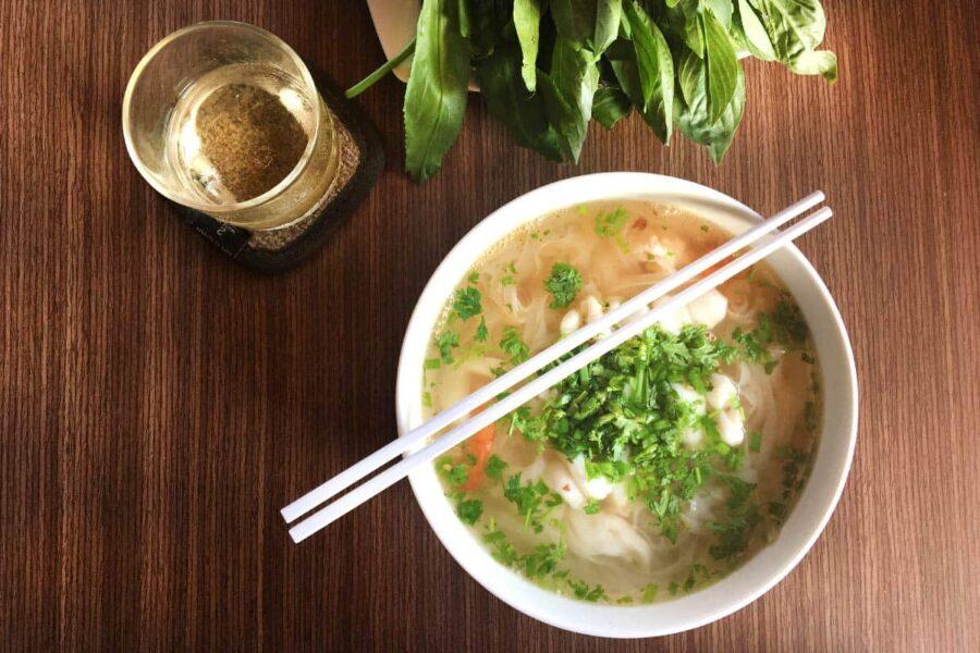 Enámorate de la cocina vietnamita