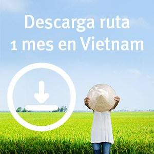 Descarga la ruta de un mes en Vietnam