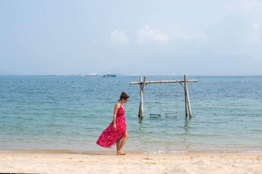 impresionantes playas en Vietnam