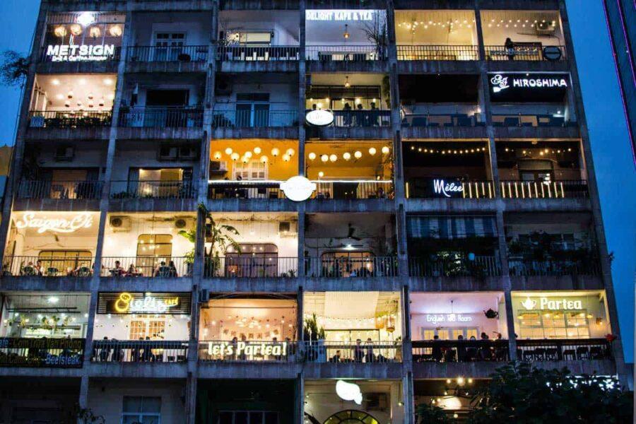 ¿Qué hacer en Ho Chi Min? Descubrir cafés secretos