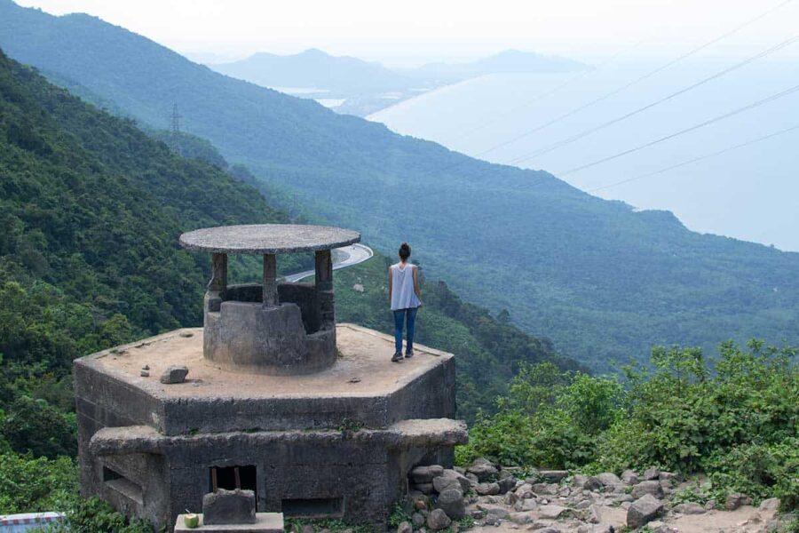 Vietnam en Moto: Hai Van Pass