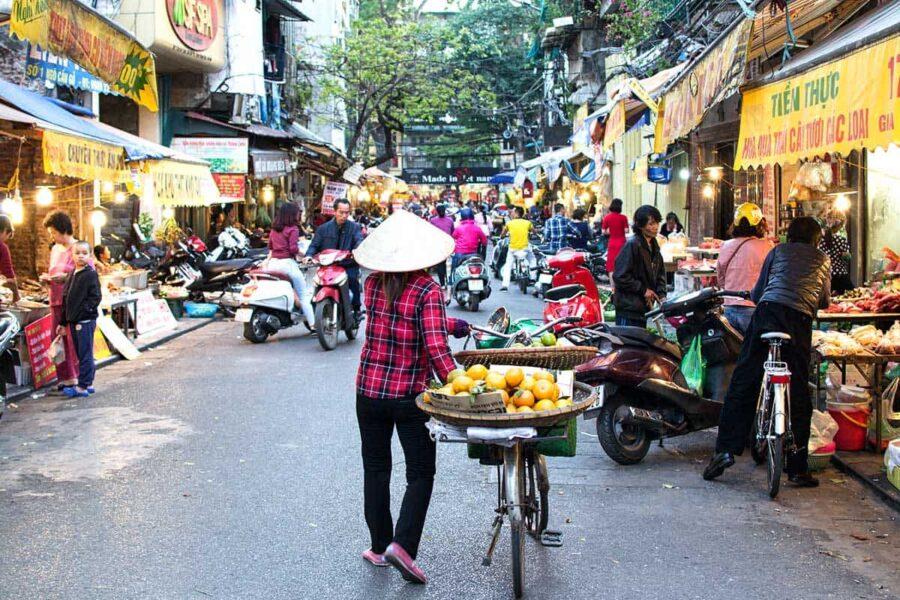 ¿Qué hacer en Hanoi en un día?