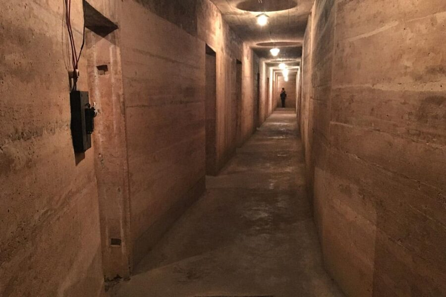 Hospital cave en Cat Ba