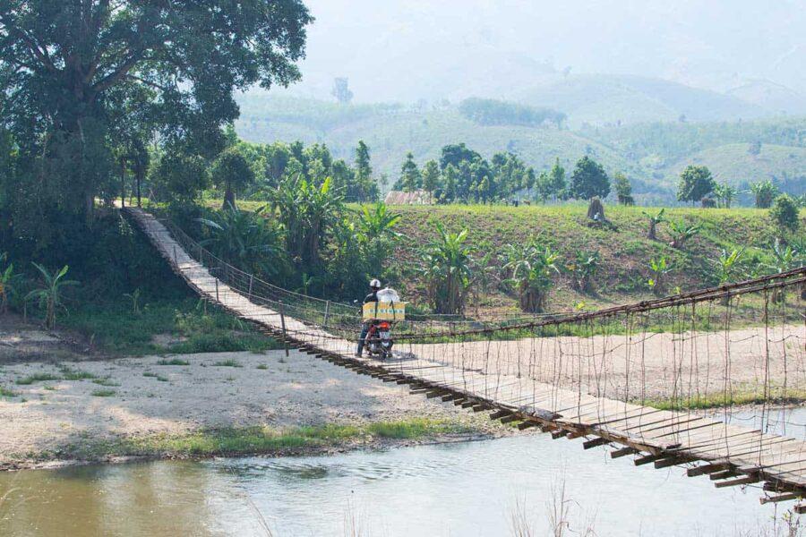 Vietnam en moto: reglas y consejos