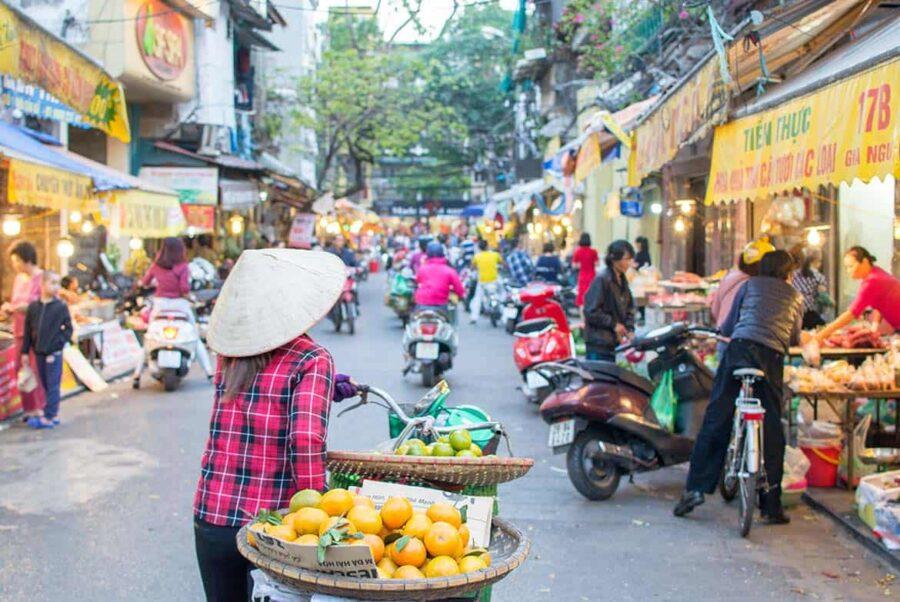 Qué hacer en Hanoi
