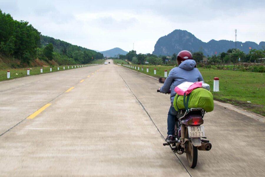 Viajar en Vietnam en moto