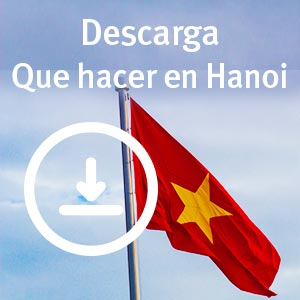 Lista descargable qué hacer en Hanoi