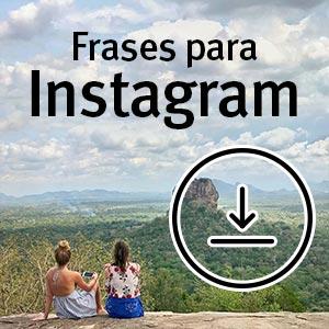 Descarga Frases para perfil de instagram aquí