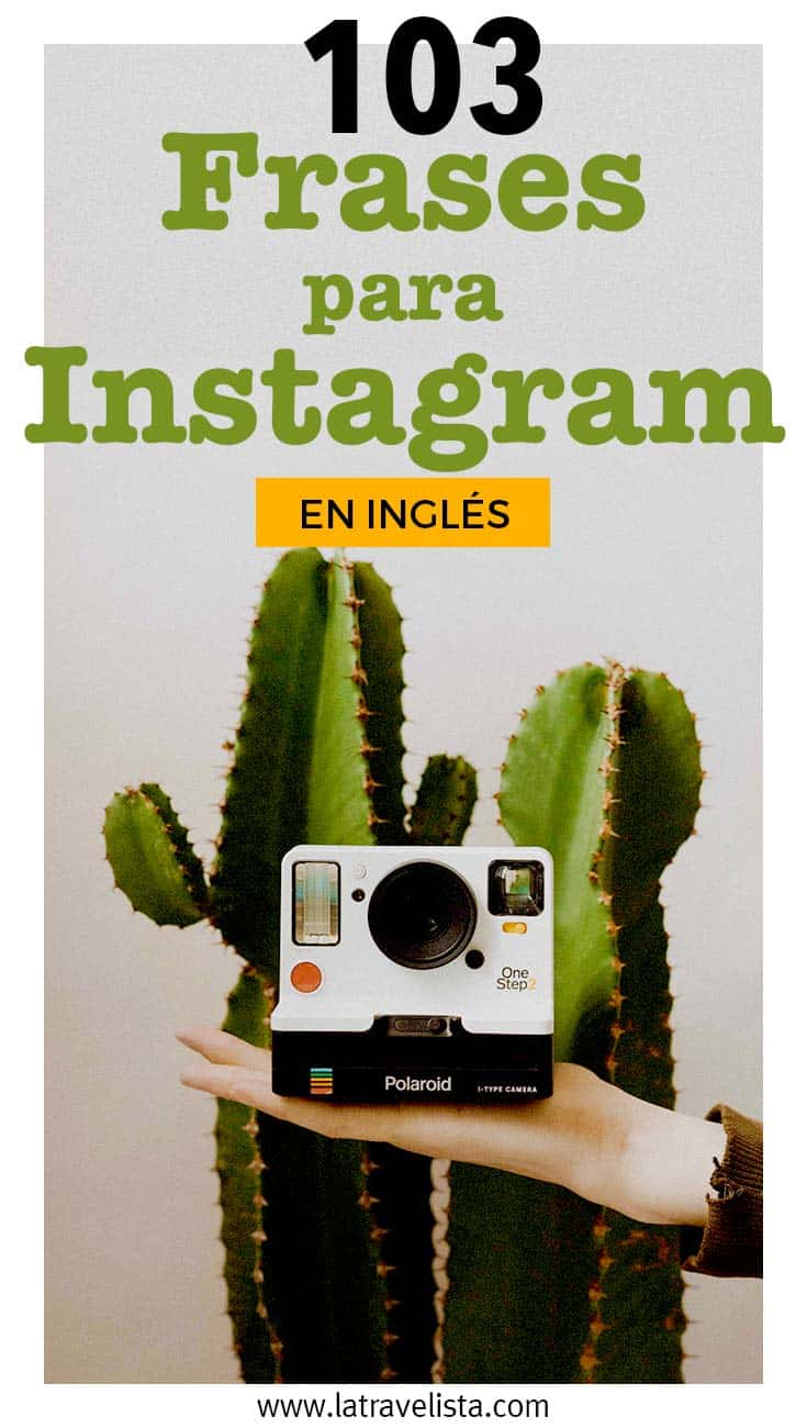 109 Frases Cool Para Instagram En Inglés 2019 Pdf Descargable