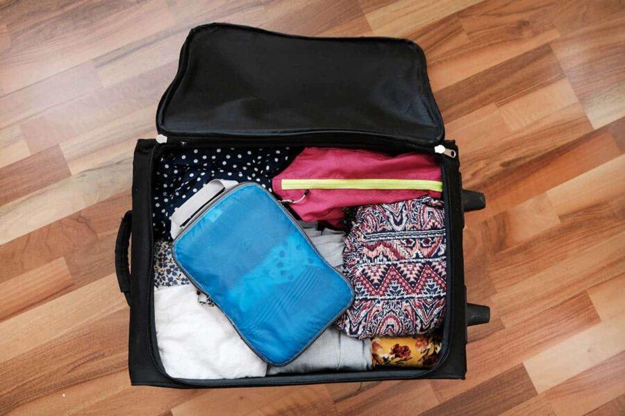 Cómo tener la maleta de mano perfectamente ordenada