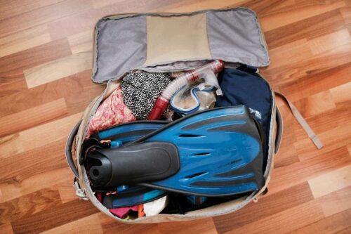 Cómo organizar la maleta perfecta