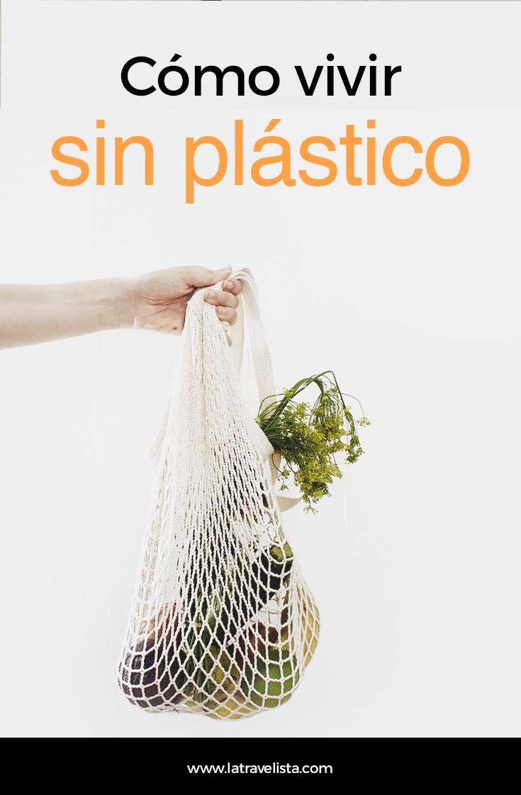 ¿Cómo vivir sin plástico? 23 ideas simples
