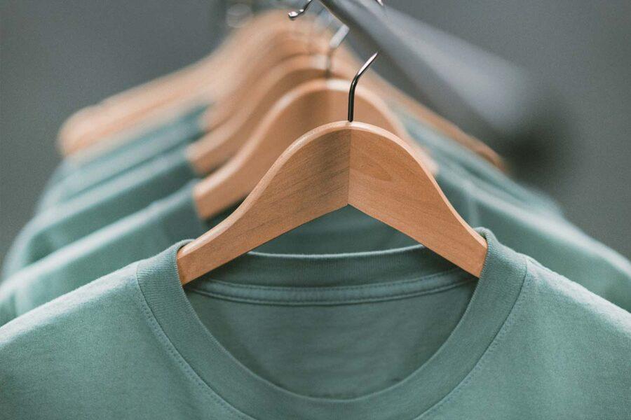 Vivir con menos plástico comprando ropa de algodón