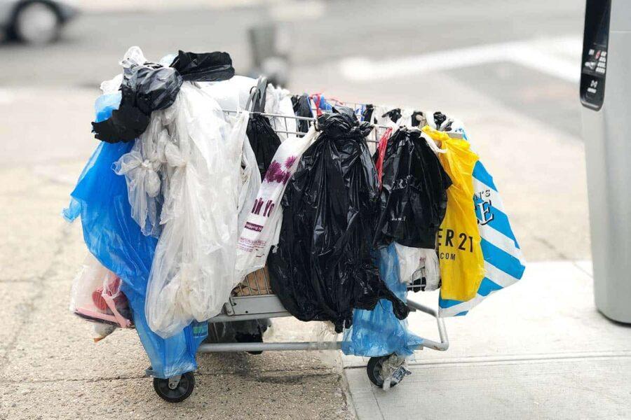 Intentar vivir con menos plástico
