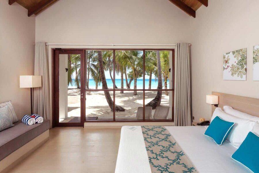 Resort barato en Maldivas: Malahini kunda Bandos
