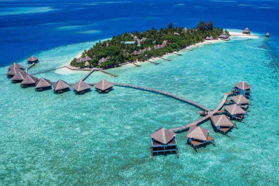 Resort barato en Maldivas: Adaaran club Rannalhi