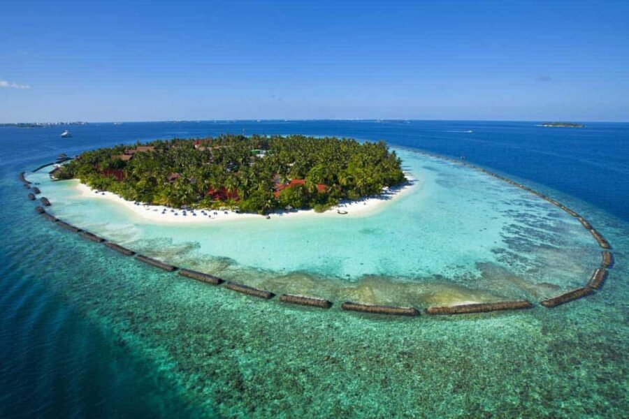 Resort asequible Maldivas: kurumba Maldivas
