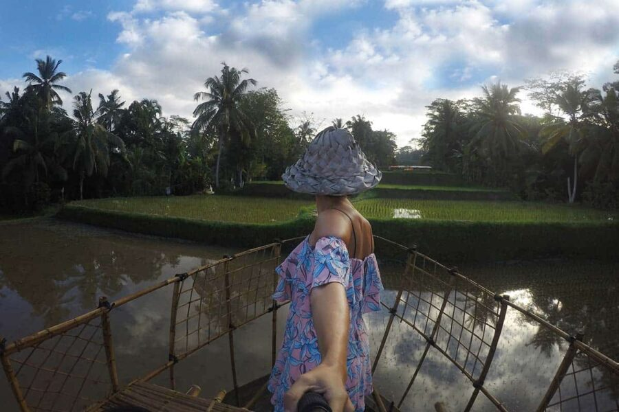 Hacer fotos viajando sola