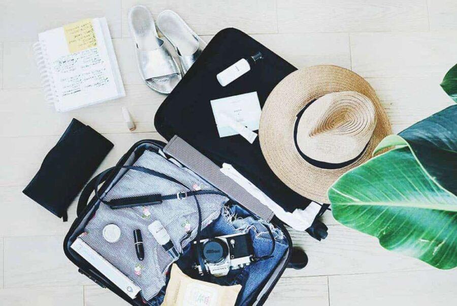 Que llevar en la maleta? 23 cosas más lista imprimible
