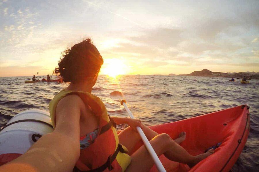 Kayak en Dubrovnik, una experiencia de Airbnb