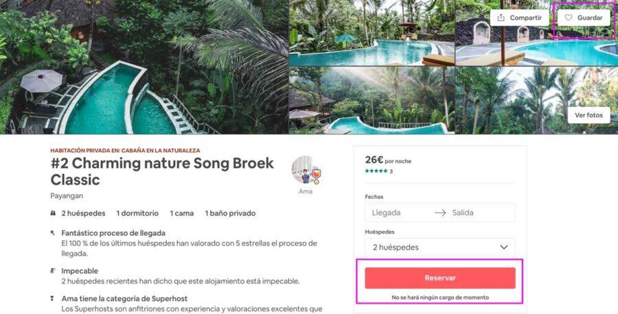 Reservar en Airbnb, ¿cómo funciona?