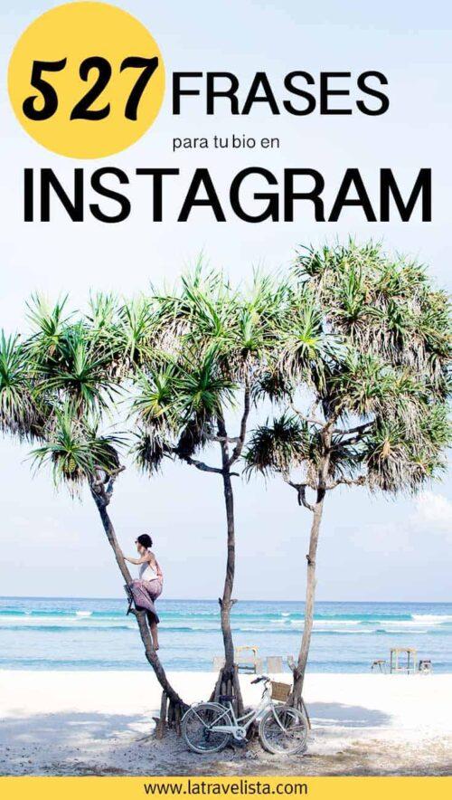 527 frases biografia para instagram