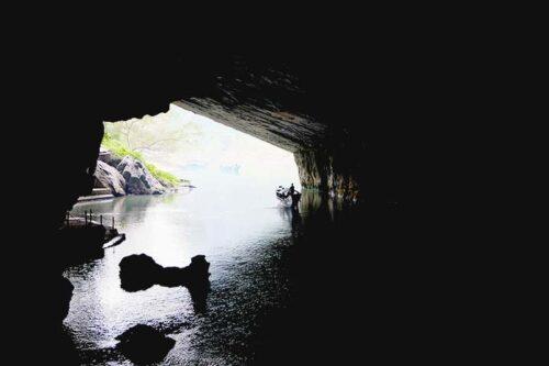 Cuevas de Phong Nha en Vietnam