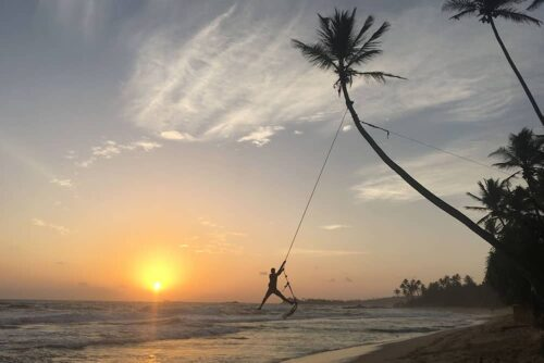 Playas más bonitas de Sri Lanka