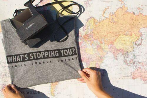Que te está parando para lograr tus objetivos de viaje?