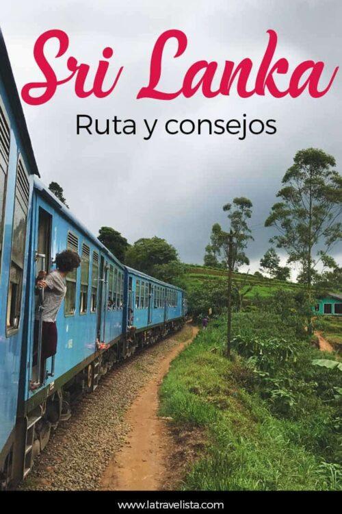 Itinerario para viajar a Sri Lanka